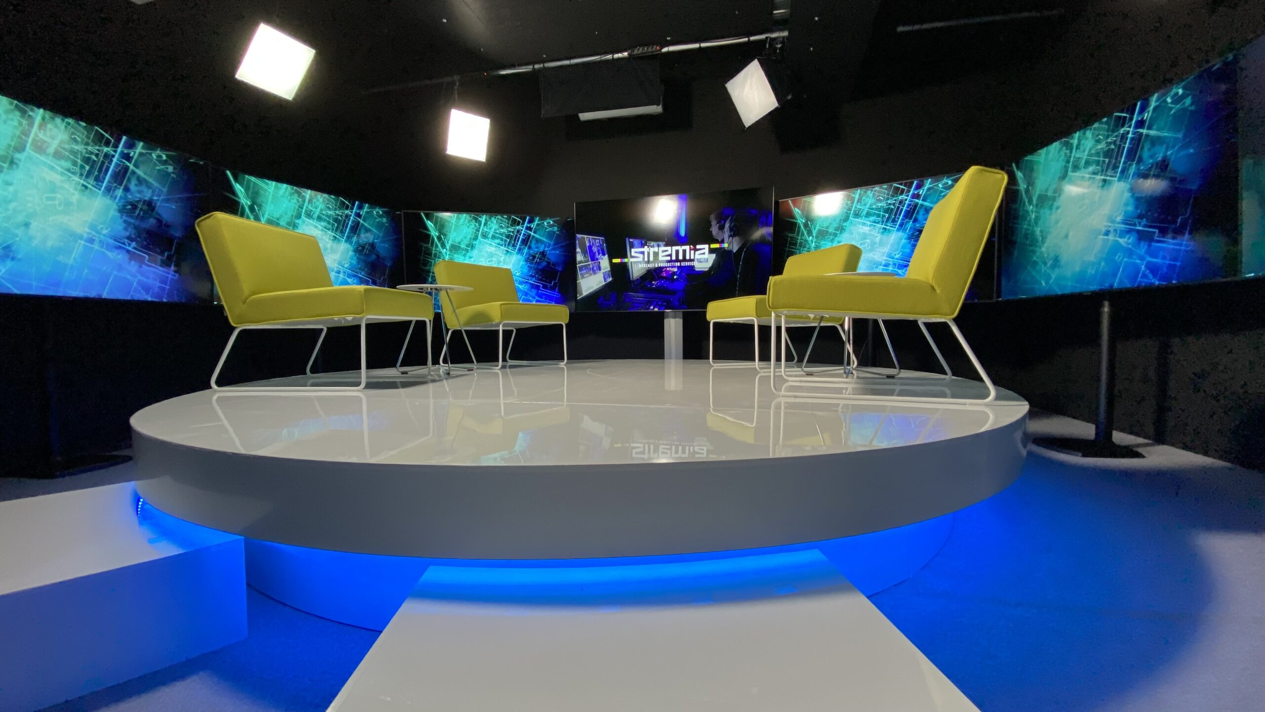 Webinaari studio